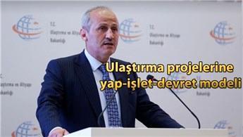 Ulaşımda mega projeler 'YİD' ile şahlanacak