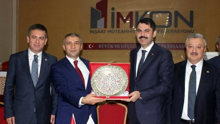 'Türkiye'de acilen Müteahhitler Odaları Birliği kurulmalı!'