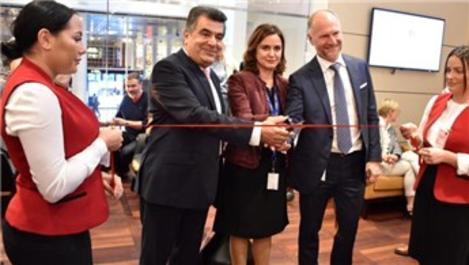 TAV, Kopenhag'da helal' salon açılışını yaptı