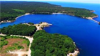 Mutlu şehir Sinop'ta tabiat turizmine ilgi artıyor