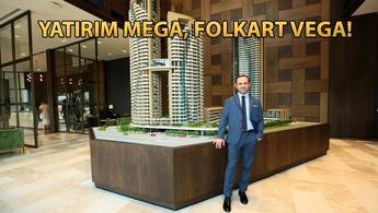 Folkart Vega'da daire fiyatları 445 bin liradan başlıyor
