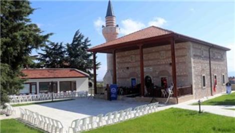 Amasya'da 753 yıllık cami restore edildi