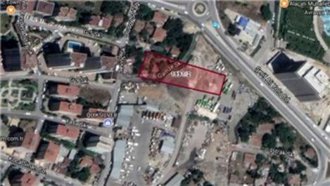 İstanbul Ataşehir'de 14.3 milyon TL'ye satılık arsa!