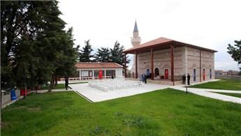 Amasya'da restore edilen 753 yıllık cami!