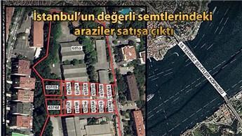 Emlak Konut Beşiktaş arazisi Astaş'ın oldu
