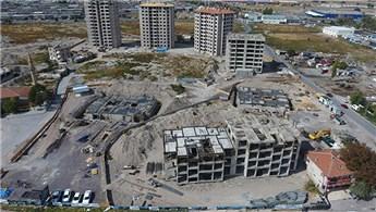 Kayseri Anbar Mahallesi kentsel dönüşümle yenileniyor