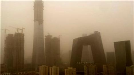 Çin'de 610 yetkili çevre kirliliğinden gözaltına alındı