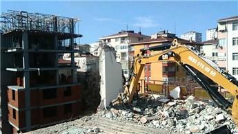 İBB, 381 yapının yıkım ihalesini iptal etti