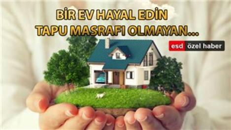 Ev alırken tapu masraflarını hesap etmeyi unutmayın!