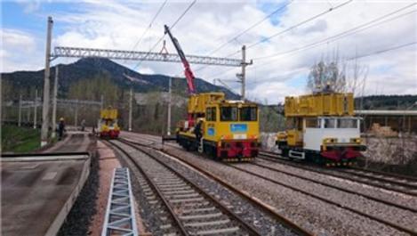 'Demiryolu yapımında yüzde 90 yerliliğe ulaştık'