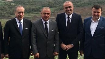 Fatih Terim: 'Düşler Vadisi Riva'dan villa alırım'