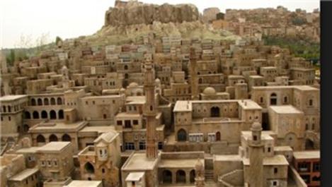 """Mardin'de """"Sokak Sağlıklaştırma Projesi"""" turizme katkı sağlıyor"""