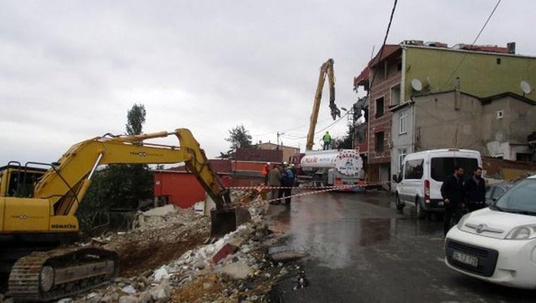 Üsküdar'da kentsel dönüşüm çalışmaları start aldı
