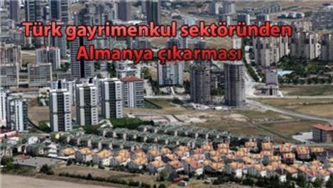 Türk inşaat firmaları projelerini Almanya'da tanıtacak!