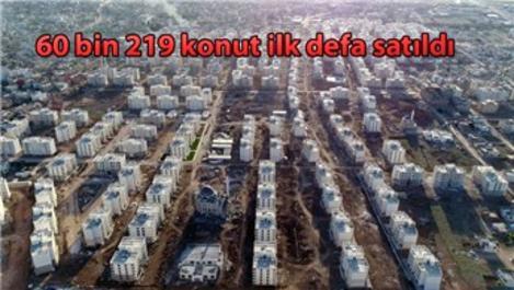 Türkiye genelinde eylülde 127 bin 327 konut satıldı