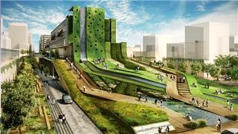 Yeşil binalar, şehirleri doğayla buluşturacak!
