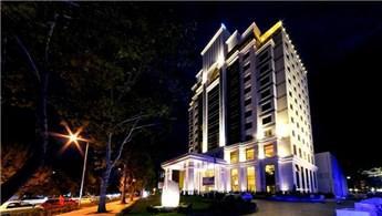 Isparta'nın tek 5 yıldızlı oteli satışa çıktı