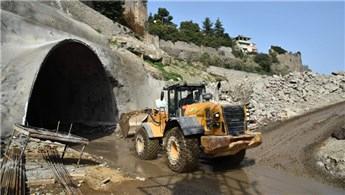 Tünel Akvaryum'da yüzde 25'lik bölüm tamamlandı
