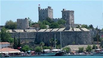 Bodrum Kalesi için düşünülen restorasyon iptal edildi