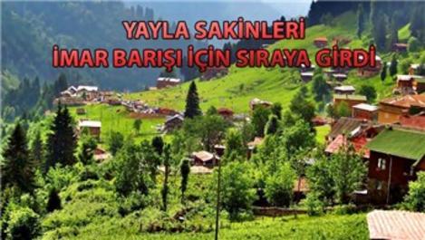 Doğu Karadeniz'de İmar Barışı'na 183 bin kişi başvurdu