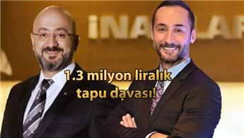 Semih Saygıner, İnanlar İnşaat'a 1.3 milyon TL'lik dava açtı