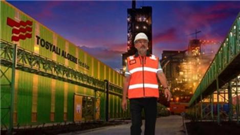 Tosyalı Holding Cezayir yatırımında bir tesisi daha tamamladı
