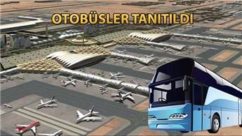 HAVAİST otobüsleri yüzde 50 indirimli taşıyacak