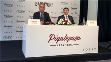 Piyalepaşa İstanbul'da yaşam başladı