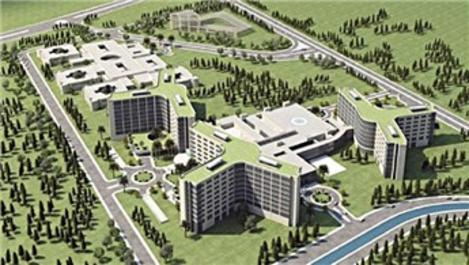 8 ilde 8 şehir hastanesi inşaatı için ihaleye çıkılıyor