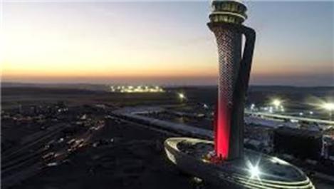 İstanbul Yeni Havalimanı açılışı için anma pulu!