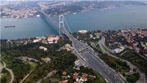 Köprü ve otoyollar 1.3 milyar lira kazandırdı