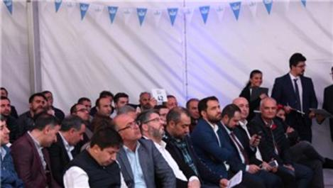 3. İstanbul projesinin 1.etap ticari ünitelerine yoğun talep!