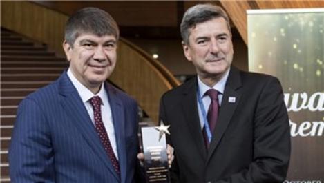 Uluslararası İdealkent Ödülleri sahiplerini buldu