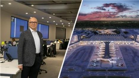 Yeni Havalimanı 55 bin kişiye eş zamanlı hızlı internet sunacak