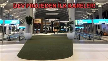 İstanbul Yeni Havalimanı'nın ilk fazı bugün açılıyor