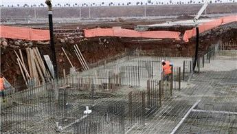 Diyarbakır'da inşa edilen modern sanayi sitesi 2019'da açılıyor