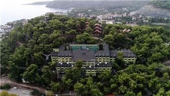 Naturland Eko Park ve Resort Otel, 'hayalet otel'e dönüştü