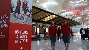 THY, yeni üniformalarını havalimanı açılışı öncesi sergiledi