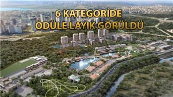 Tema İstanbul, Avrupa Gayrimenkul Ödülleri'nde ödülleri topladı