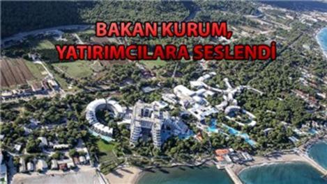 Turizm yatırımlarına ilişkin fırsatta son gün 5 Aralık!