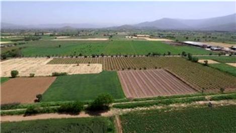 Gaziantep'te arazi toplulaştırılması yapılacak