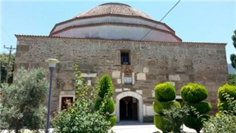 Aydın'ın en eski camisine tarihi dokunuş
