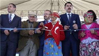 Ayvacık Yukarıköy Deprem Konutları teslim edildi