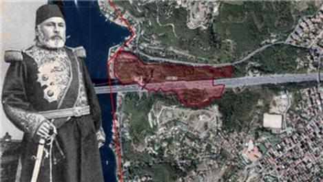Hüseyin Avni Paşa'nın torunları Boğaz'daki 113 dönümü istiyor!