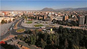 Kayseri Kocasinan kentsel dönüşümle yenileniyor