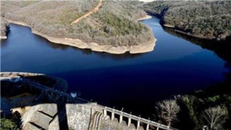 İstanbul'daki barajlar bu yıl ilk defa yüzde 50'nin altında!