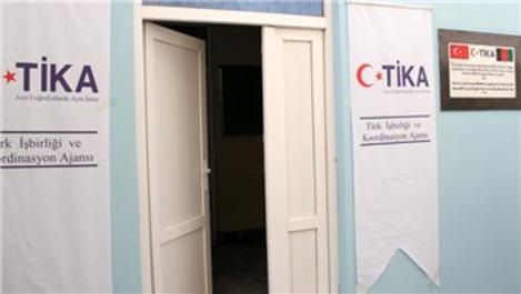 TİKA'dan Afganistan'a 3 proje daha