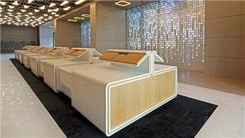 Bilişim Vadisi'nin iç mekanlarını OSO Mimarlık tasarladı