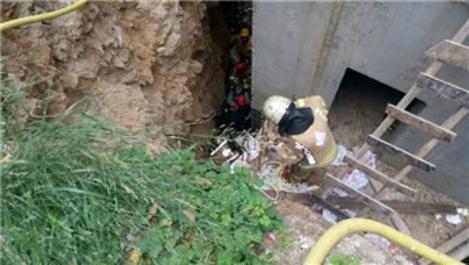 Kadıköy'de iş kazası meydana geldi