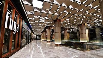 Eroğlu'nun  AVM'si HOM Desing Center açıldı